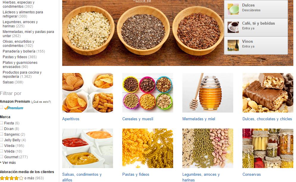 Amazon Web Supermarket