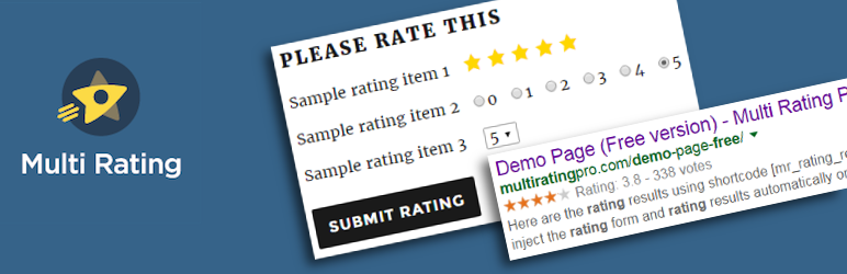 Multi Rating Plugin