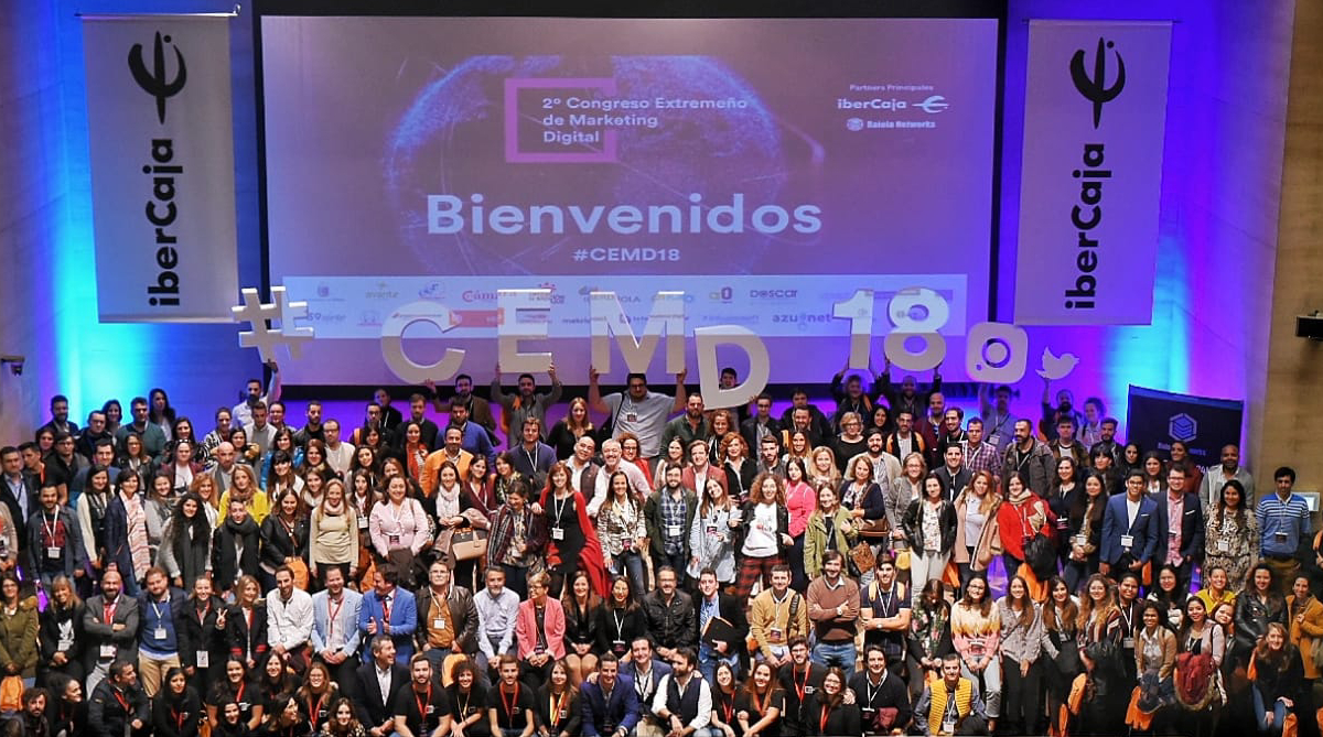 congreso extremeño de marketing digital 2018